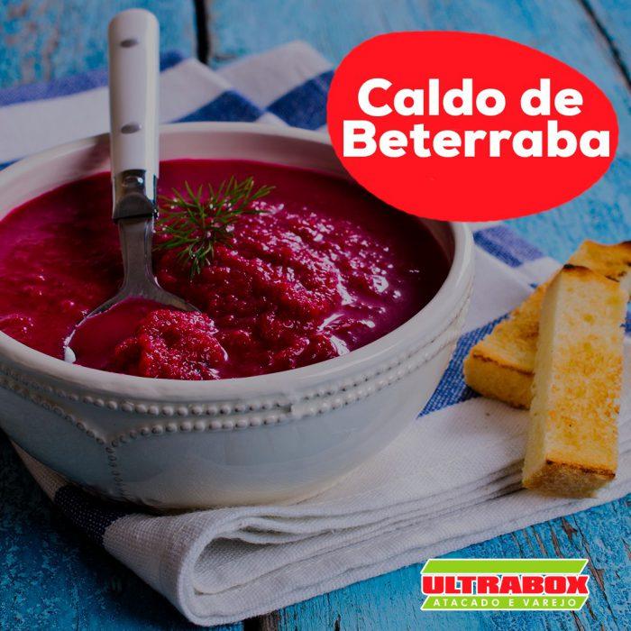 3 CALDO DE BETERRABA